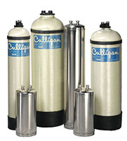 Culligan® Portable Exchange Deionizer (PEDI) Systems