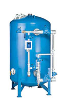 Culligan® Hi-Flo® 50 Series Industrial Dealkalizer Systems