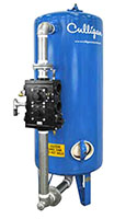 Culligan® Side Mount (CSM™) Series Heavy-Duty Dealkalizer Systems