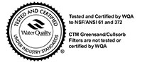 Industry Standards for National Sanitation Foundation/American National Standards Institute (NSF 61 and ANSI 372) - 2